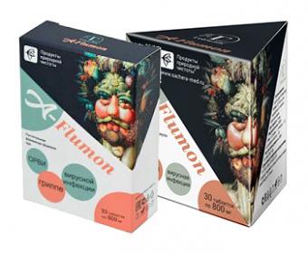 A-Flumon - таблетки против ОРВИ, гриппа и инфекций