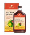 Алтайский медовый бальзам «Крепкий иммунитет»