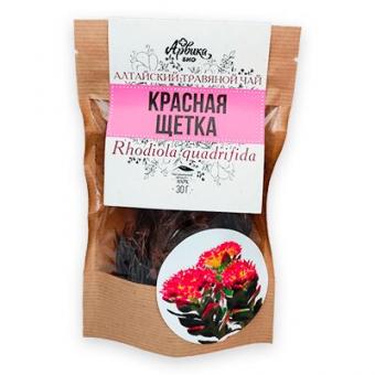 Алтайский травяной чай КРАСНАЯ ЩЕТКА