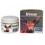 Artrosan (Артросан) - нативный крем для суставов на основе пантов марала