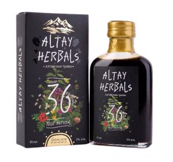 Бальзам Алтайские травы Altay Herbals 36 трав