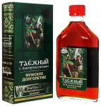 Бальзам безалкогольный «Таёжный с пантогематогеном» (мужское долголетие)