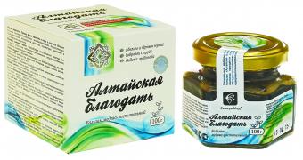 Алтайская благодать бальзам медово-растительный