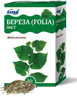Береза (листья) «Алтай-Фарм»