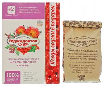 Годжидоктор чай для женщин