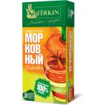 Чайный напиток TERKIN морковный с яблоком