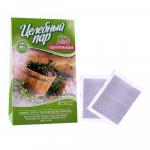 Сбор трав №4 Оздоравливающий «Целебный пар» для фитованн, фитобочек, бани, сауны