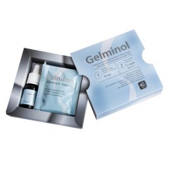 Gelminol - средство против гельминтов, грибковых инфекций