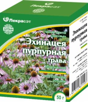 Эхинацея пурпурная (трава измельченная) «Лекра-Сэт»