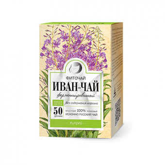Фиточай Иван-чай ферментированный