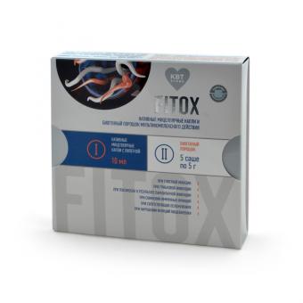 FITOX - комплекс при паразитах
