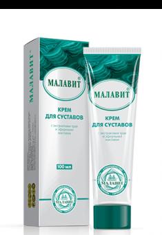 Крем для суставов Малавит