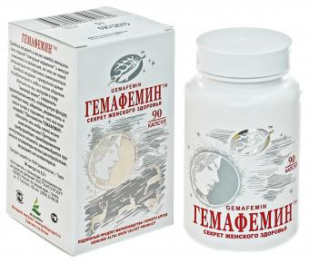 Гемафемин - секрет женского долголетия
