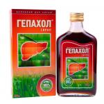 Сироп Гепахол - здоровье печени