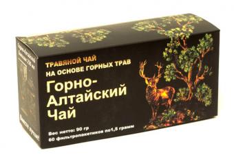Фиточай Горно-Алтайский c горными травами