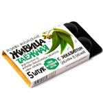 Живица таёжная лиственничная с эвкалиптом - натуральная жевательная резинка