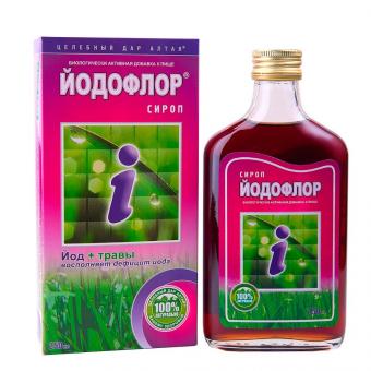 Сироп Йодофлор