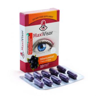 MaxiVisor (МаксиВизор) - для зрения