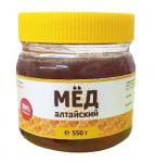 Мёд алтайский натуральный «Разнотравье»