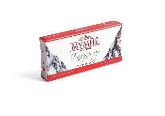 Мумие очищенное Бальзам гор в таблетках