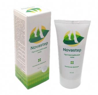 Novastep - противогрибковая крем-мазь