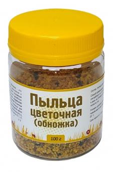 Пыльца пчелиная (обножка)