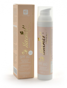 Sachel Liposal Sunscreen SPF 60 - липосомальный крем-фильтр с морским коллагеном