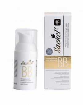 Сашель BB крем - корректирующее действие, устранение дефектов