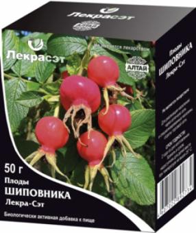 Шиповника плоды «Лекра-Сэт»