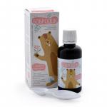 Бобродок с жиром барсука - сироп при ОРВИ, кашле (для детей с 1 года)