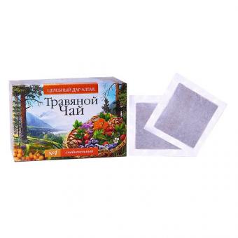 Травяной чай «Слабительный» - сбор №1