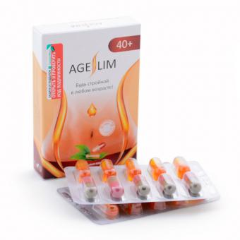 Средство для коррекции веса AgeSlim 40+