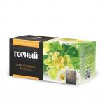 """Травяной чай """"Горный"""" в фильтр-пакетах"""