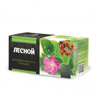 Травяной чай Лесной в фильтр-пакетах