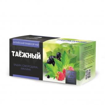 Травяной чай Таёжный в фильтр-пакетах
