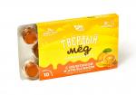"Твёрдый мёд Honey Way ""Облепиха и апельсин"""
