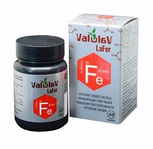 ValulaV LaFer (ЛяФер) - при дефиците железа