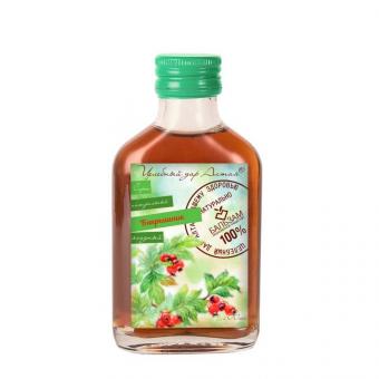 Сироп ягодный Боярышник - улучшает работу сердца и сосудов