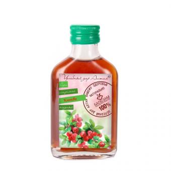 Сироп ягодный Клюква