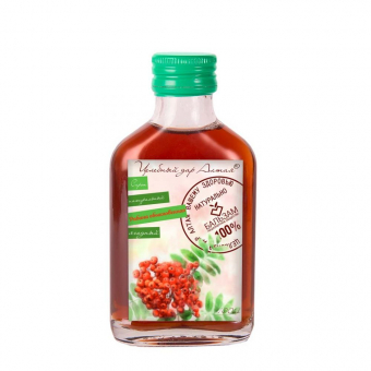 Сироп ягодный Рябина обыкновенная